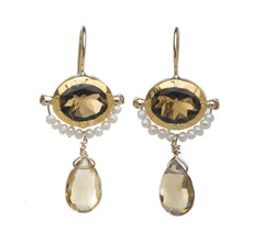 Signs of Autumn Earrings - New Arrival