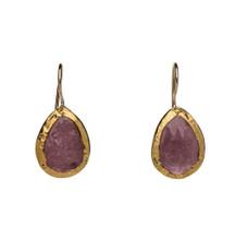 Tina Tourmaline Earrings by Nava Zahavi - New Arrival