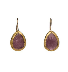 Tina Tourmaline Earrings by Nava Zahavi - New Arrival