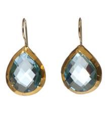 Treasure Blue Earrings by Nava Zahavi - New Arrival