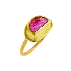 Perfect Pinky Ring by Nava Zahavi  - New Arrival