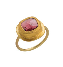 Dreamy Tourmaline Ring by Nava Zahavi - New Arrival