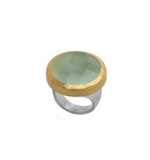 Blessed Moon Ring by Nava Zahavi - New Arrival