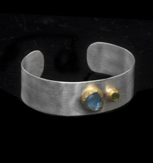 Powerful Cuff Bracelet by Nava Zahavi - New Arrival