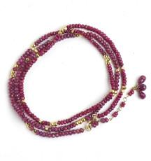 Pink Garden Bracelet - New Arrival