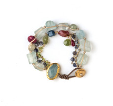 Happiness Aqua Bracelet - New Arrival