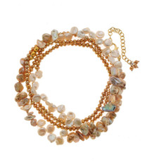 Golden Waves Bracelet - New Arrival