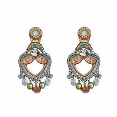 Ayala Bar Rhine Half Moon Earrings