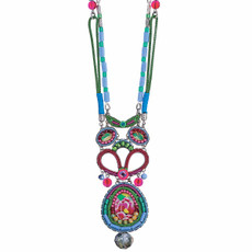 Ayala Bar Danube Long And Layered Necklace