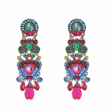 Ayala Bar Danube Strawberry Daiquiri Earrings