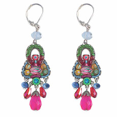 Ayala Bar Danube French Wire Earrings