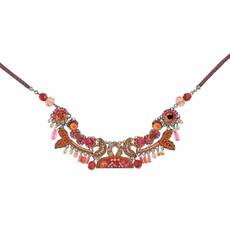 Ayala Bar Seine Playful Papaya Necklace