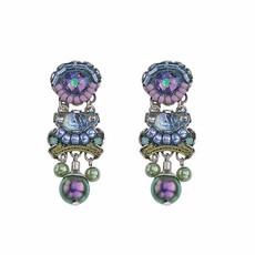 Ayala Bar Volga Grapejuice Earrings