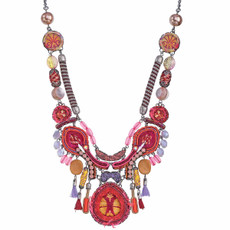 Ayala Bar Gaillardia Spontaneity Necklace
