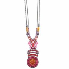 Ayala Bar Gaillardia Long And Layered Necklace