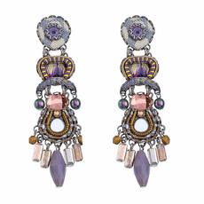 Ayala Bar Purple Rain Cappucino Earrings