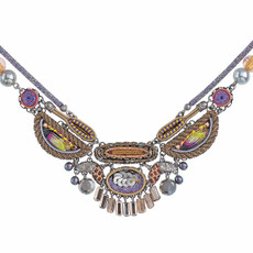 Ayala Bar Purple Rain Cleopatra Necklace - New Arrival