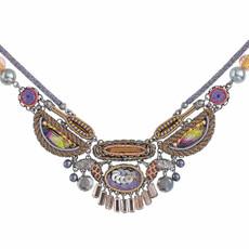 Ayala Bar Purple Rain Cleopatra Necklace - New Arrival
