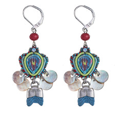 Ayala Bar Constance Frence Wire Earrings