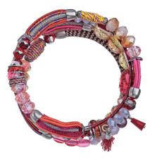 Ayala Bar Gaillardia Wrap Bracelet