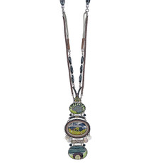Ayala Bar Long And Layered Midnight Necklace