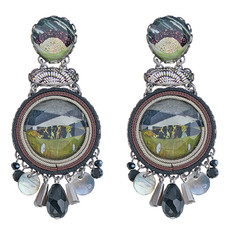 Ayala Bar Midnight Illusion Earrings