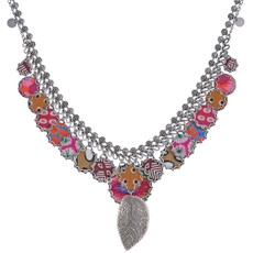 Ayala Bar Elle Leaves Necklace