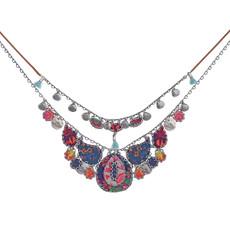 Ayala Bar Elle Two Raws Necklace
