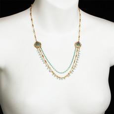 Michal Golan Kasbah Layer Necklace