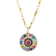 Michal Golan Magnolia Flower Necklace