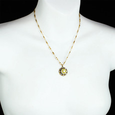 Michal Golan Flower Style Necklace