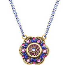 Michal Golan Candy Flower Necklace
