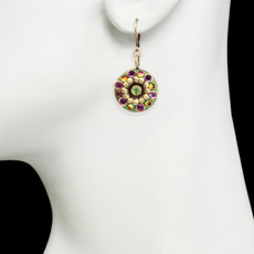 Michal Golan Leilani  Flower Earrings