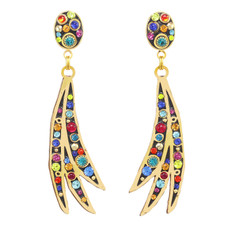 Cosmic earrings from Michal Golan Jewelry