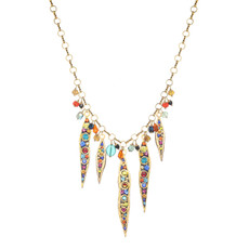Michal Golan Multi Cosmic Necklace
