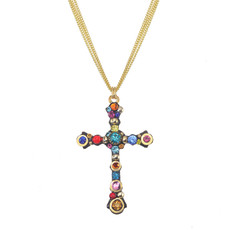 Michal Golan Michal Golan Cosmic Cross Necklace
