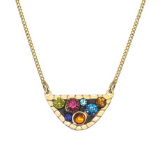 Michal Golan Michal Golan Cosmic Small Half Moon Necklace