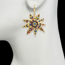Michal Golan Cosmic Star Earrings