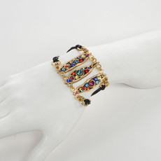Michal Golan Cosmic Triple Icicle Bracelet