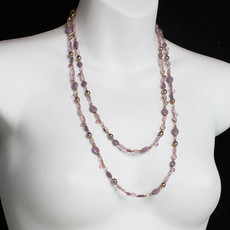 Michal Golan Long Beaded Necklace