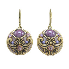 Michal Golan Michal Golan Round Earrings