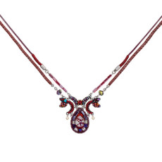 Ayala Bar Ruby Tuesday Rain Drop Necklace - New Arrival