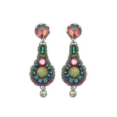 Ayala Bar Summer Lawns Shamrock Earrings - New Arrival