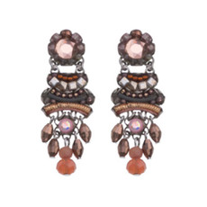 Ayala Bar Mother Earth Beaded Beauty Earrings - New Arrival