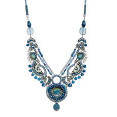 Ayala Bar Coral Cave Blue Lagoon Necklace - New Arrival