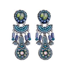 Ayala Bar Coral Cave My Curiosity Earrings - New Arrival