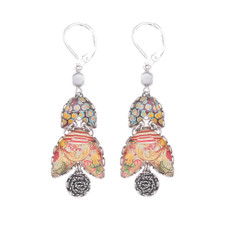 Ayala Bar Coral Cave French Wire Earrings
