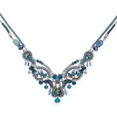 Ayala Bar Coral Cave Mediterranean Cruise Necklace - New Arrival