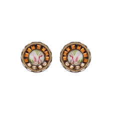 Ayala Bar East Wind Cute as a Button Earrings - New Arrival