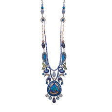 Ayala Bar Sapphire Rain Wishing Well Necklace - New Arrival